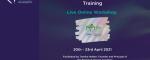 April 20 - 23, 2021 10:00am - 1:00pm (AEDT)